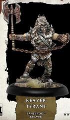Reaver Tyrant - Warlord Box
