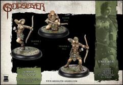 Scabhta Hunters - Unit Box