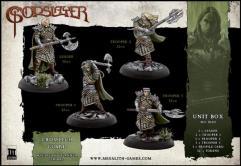 Cromlech Guard - Unit Box