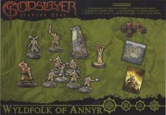 WyldFolk of Annyr Starter Deal