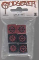 Godslayer Dice Set