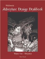 Adventure Design Deskbook #2 - Monsters