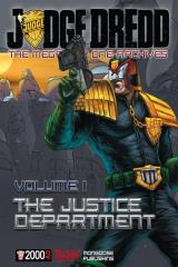 Mega-City One Archives, The - Vol. 1, The Justice Department