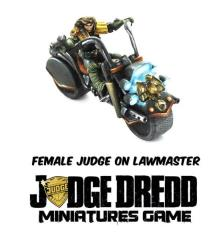 Female Judge on Lawmaster