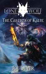 Lone Wolf #3 - The Caverns of Kalte (Collector's Edition)