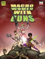 Macho Women With Guns