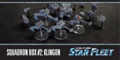 Squadron Box #2 - Klingons
