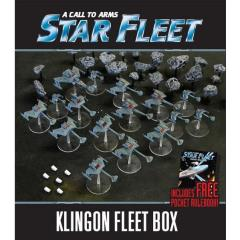 Klingons Fleet Box Set