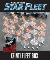Kzinti - Fleet Box Set