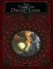 Tome of Drow Lore, The