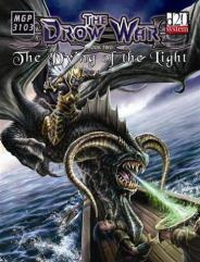 Drow War, The #2 - The Dying of the Light