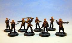 Narn Warriors