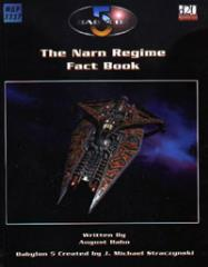 Narn Regime Fact Book, The