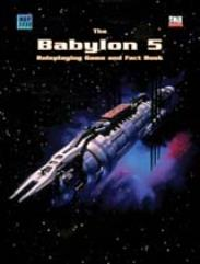 Bablyon 5 RPG and Factbook - Pocket Edition