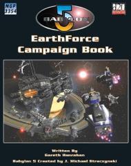 EarthForce Campaign Book