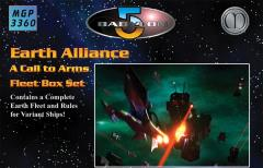 Earth Alliance Fleet Box (1st Edition)