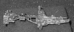 Hyperion Cruiser - Rail Gun Variant