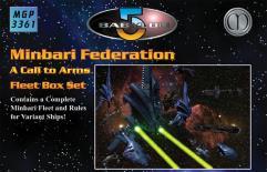 Minbari Federation Fleet Box (1st Edition)
