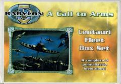 Centauri Republic Fleet Box (2nd Edition)
