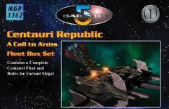 Centauri Republic Fleet Box (1st Edition)