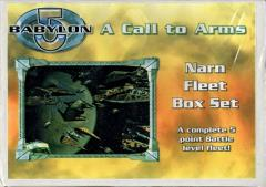 Narn Regime Fleet Box (2nd Edition)