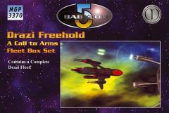Drazi Freehold Fleet Box (1st Edition)
