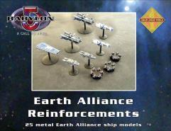 Earth Alliance Reinforcements