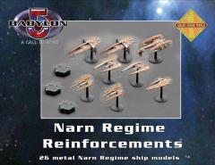 Narn Regime Reinforcements
