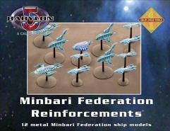 Minbari Federation Reinforcements
