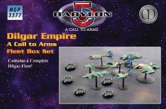 Dilgar Imperium Fleet Box (1st Edition)