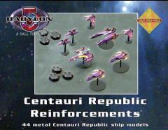 Centauri Republic Reinforcements