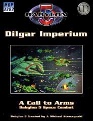 Dilgar Imperium Fleet Book