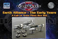 Earth Alliance Fleet Box - The Early Years (1st Edition)