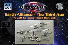 Earth Alliance Fleet Box - The Third Age (1st Edition)