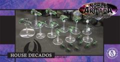 House Decados Fleet Set