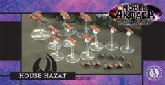 House Hazat Fleet Set