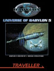 Traveller/Babylon 5 - Universe of Babylon 5