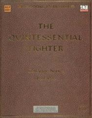 Quintessential Fighter, The (1st Edition)