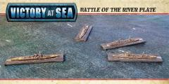 Battle of the River Plate Battle Set