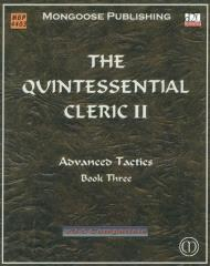 Quintessential Cleric II, The - Advanced Tactics