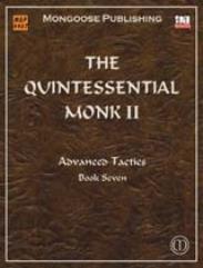 Quintessential Monk II, The - Advanced Tactics