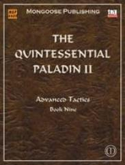 Quintessential Paladin II, The - Advanced Tactics