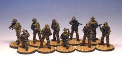 British SAS Patrol