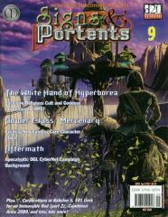 "#9 ""White Hand of Hyperborea, Power Class - Mercenary, Aftermath for CyberNet"""