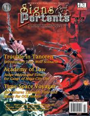 "#22 ""Trouble in Tanoren, Academy of Law, Time-Space Voyager"""
