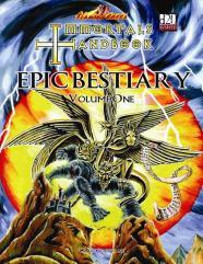 Immortals Handbook - Epic Bestiary #1 (d20)