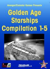 Golden Age Starships - Compilation 1-5
