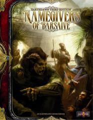 Namegivers of Barsaive