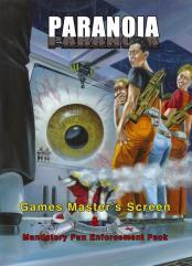 Gamemaster's Screen & Mandatory Fun Enforcement Pack