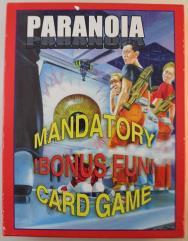 Mandatory Bonus Fun Card Game